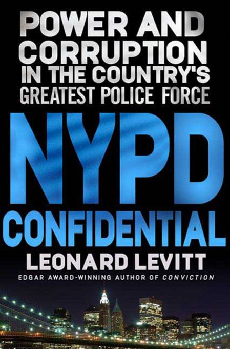 NYPD Confidential By: Leonard Levitt