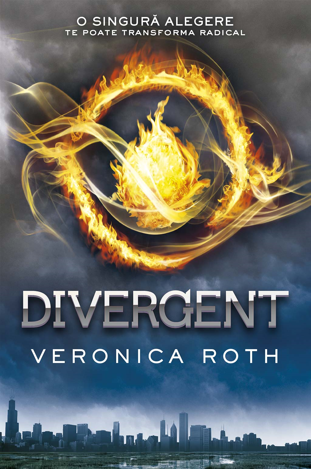 Veronica Roth - Divergent (Romanian edition)