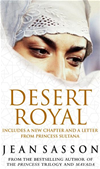 Desert Royal  by Jean Sasson, Jean Sasson and Jean Sasson book cover | Buy Desert Royal from the Angus and Robertson bookstore