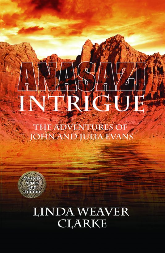 Anasazi Intrigue: The Adventures of John and Julia