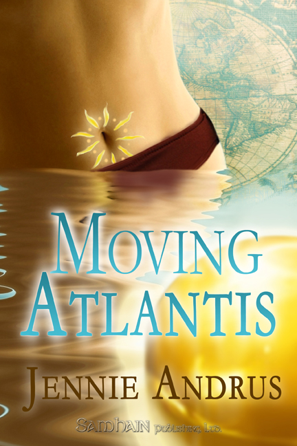 Moving Atlantis By: Jennie Andrus