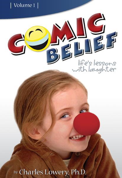 Comic Belief: Life's Lessons With Laughter