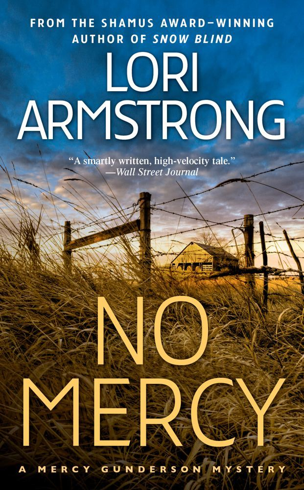 No Mercy By: Lori Armstrong