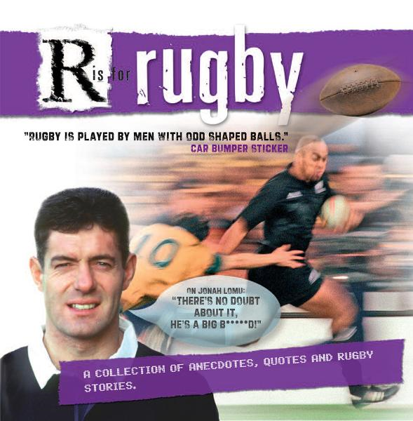 R is for Rugby