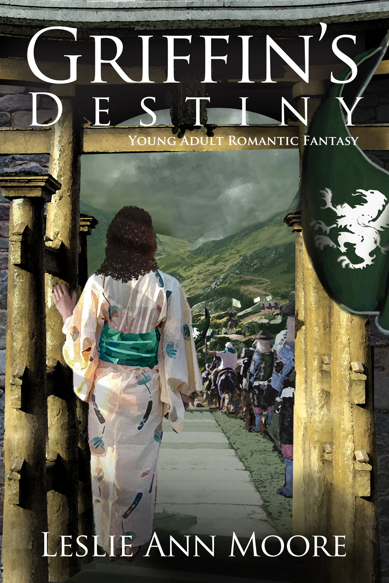 Griffin's Destiny (Young Adult Romantic Fantasy #3)