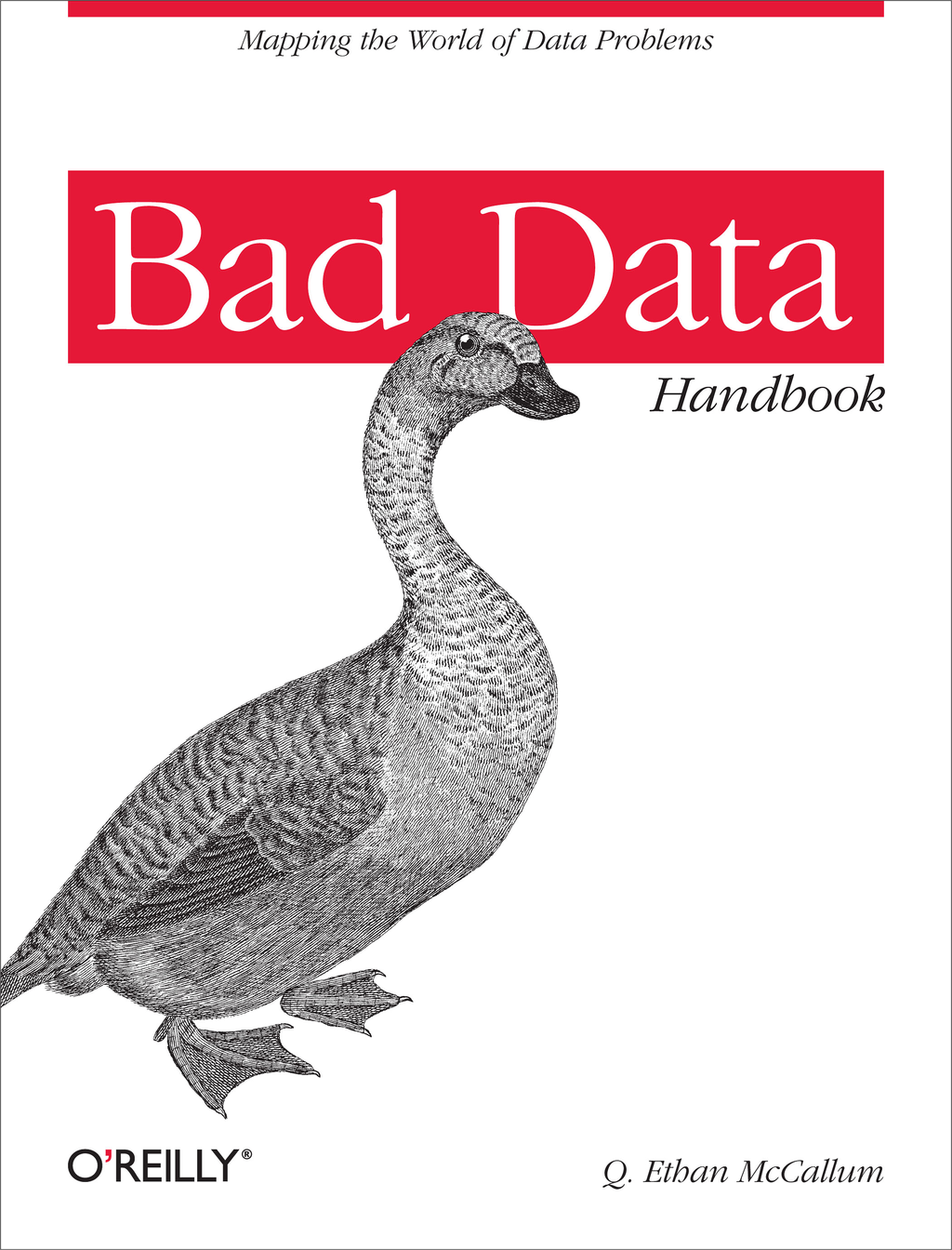 Bad Data Handbook By: Q. Ethan McCallum