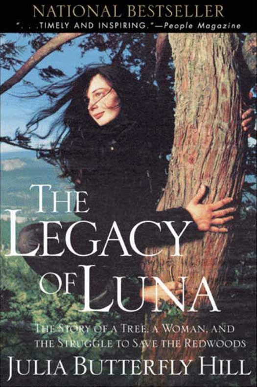 Legacy of Luna By: Julia Hill