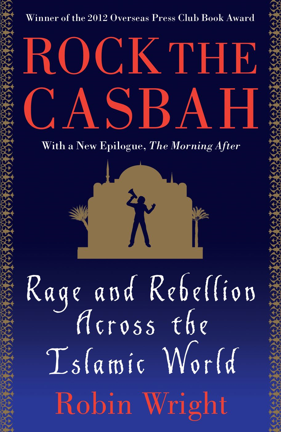 Rock the Casbah By: Robin Wright