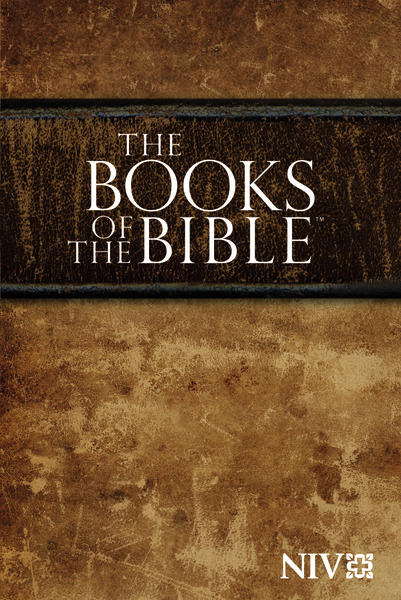 The Books of the Bible (NIV) By: Zondervan
