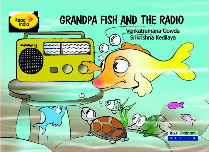 Grandpa Fish and Radio