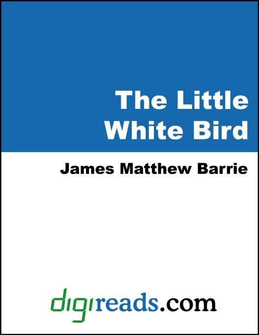 Cover Image: The Little White Bird