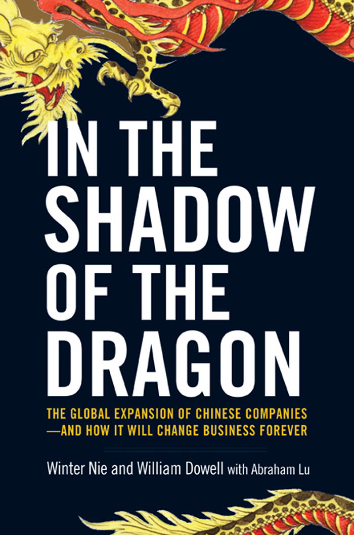 In the Shadow of the Dragon By: William Dowell,Winter Nie