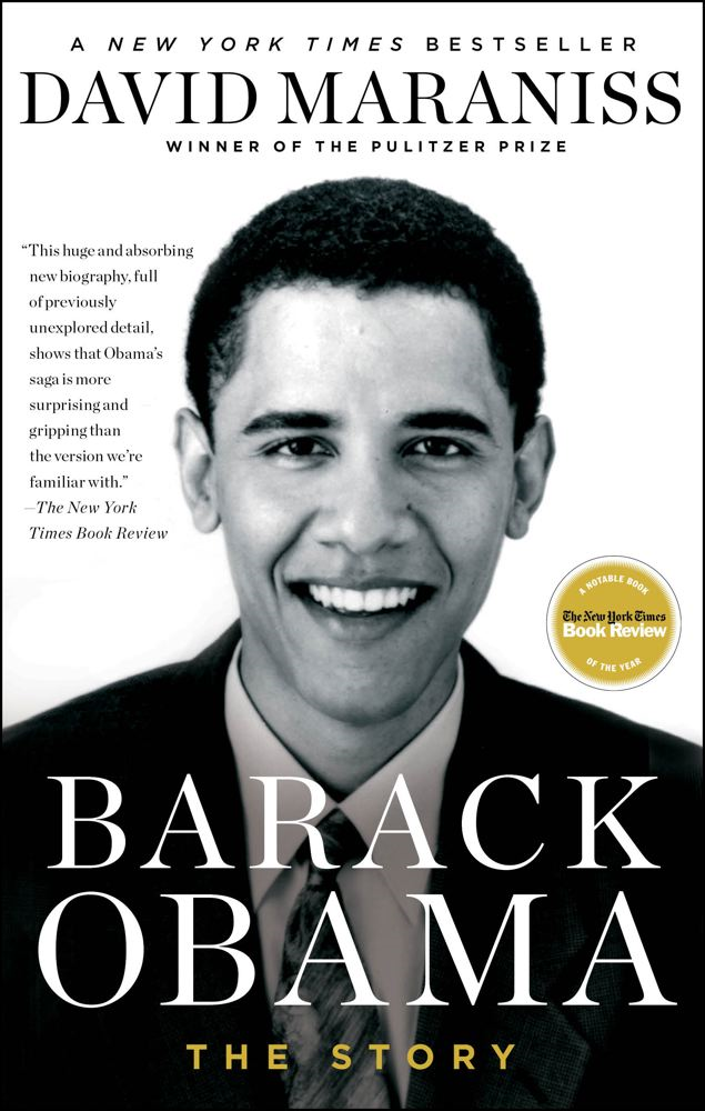 Barack Obama By: David Maraniss