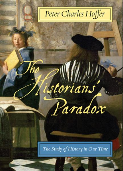 The Historians Paradox