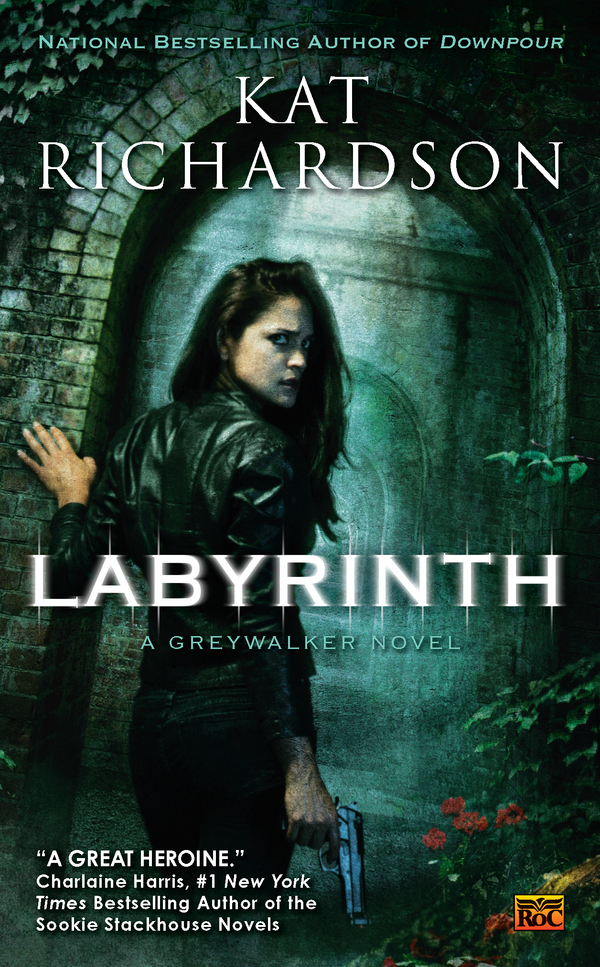 Labyrinth: A Greywalker Novel By: Kat Richardson