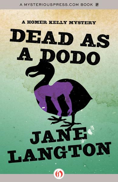 Dead as a Dodo By: Jane Langton