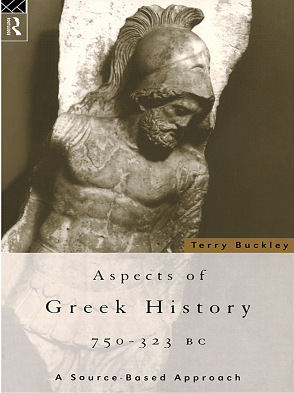 Aspects of Greek History