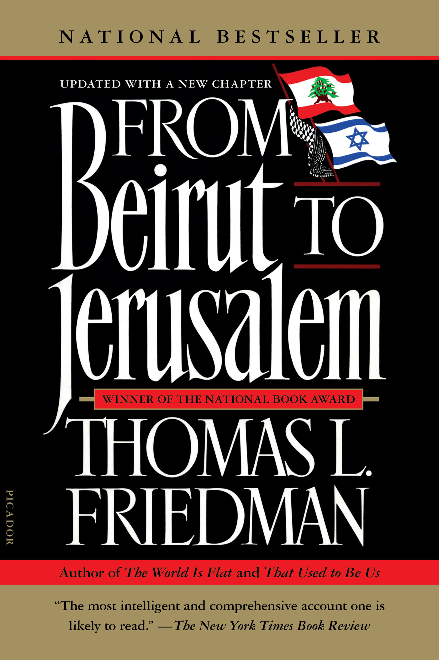 From Beirut to Jerusalem By: Thomas L. Friedman
