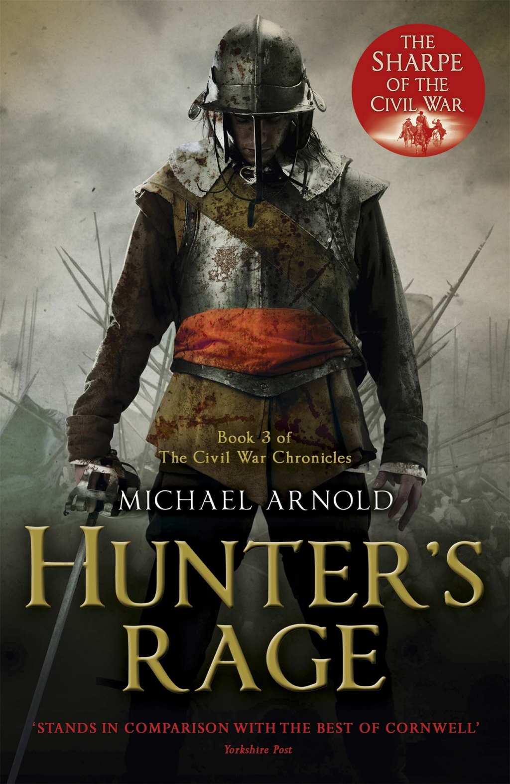 Hunter's Rage Book 3 of The Civil War Chronicles