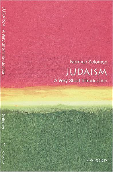 Judaism: A Very Short Introduction