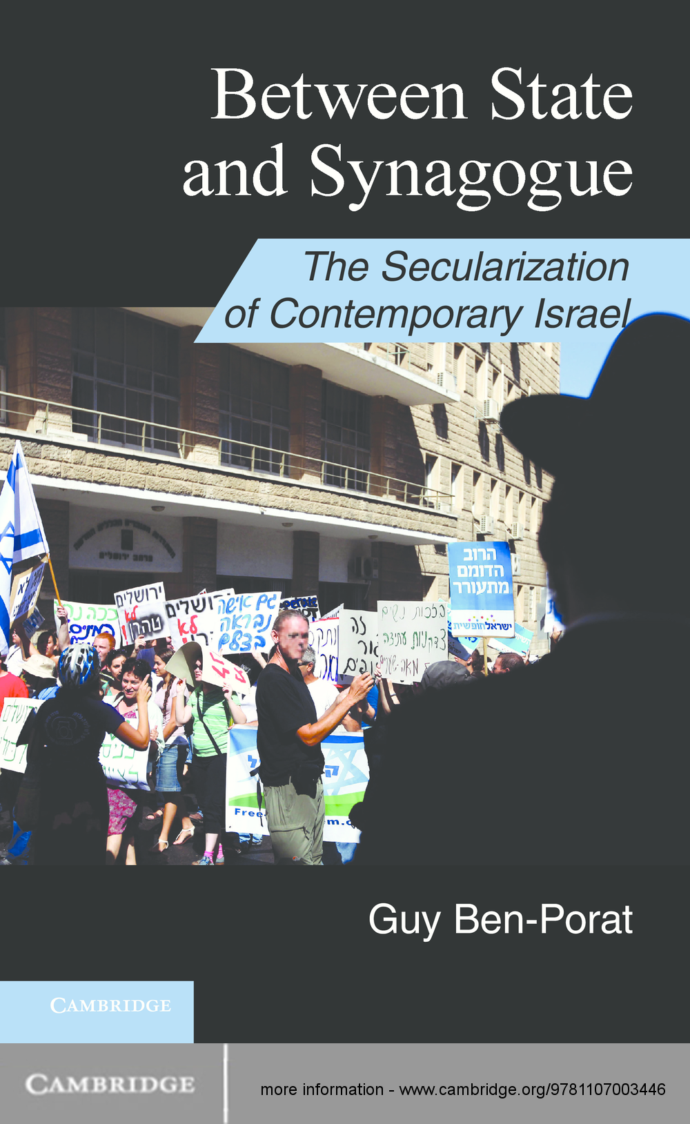 Between State and Synagogue The Secularization of Contemporary Israel