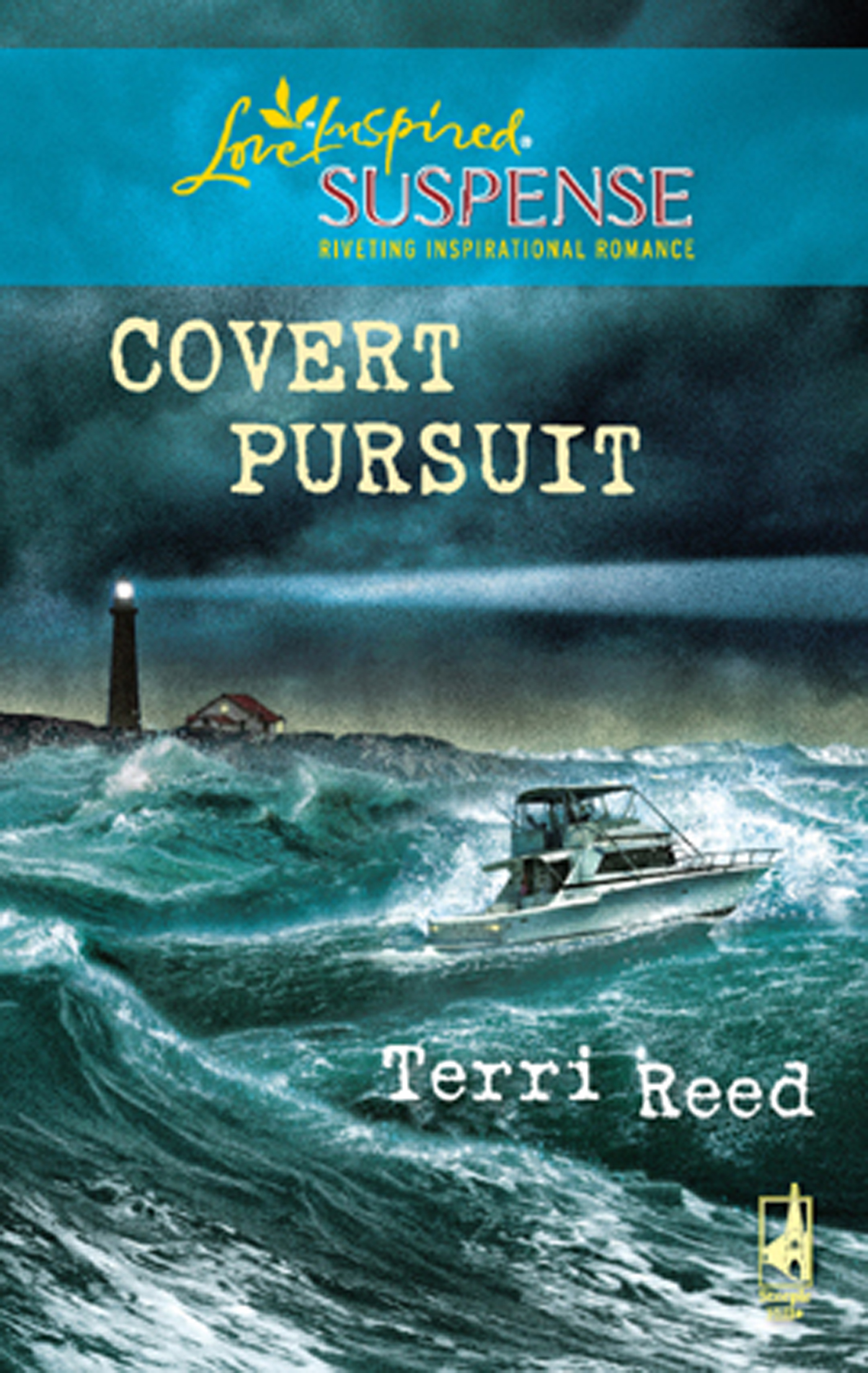 Covert Pursuit (Mills & Boon Love Inspired Suspense)
