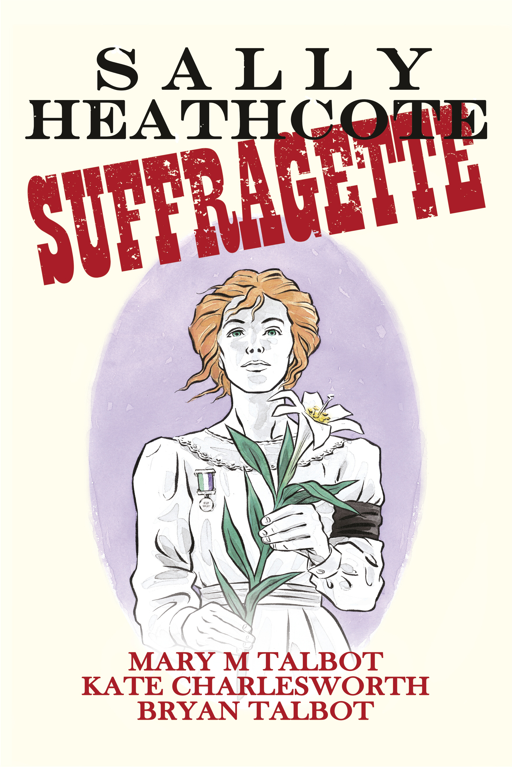 Sally Heathcote Suffragette