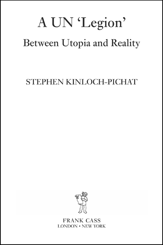 UN 'Legion' Between Utopia and Reality