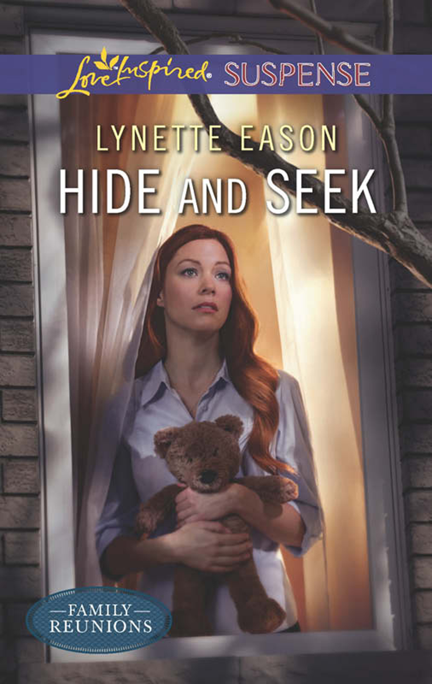 Hide and Seek (Mills & Boon Love Inspired Suspense) (Family Reunions - Book 1)