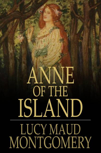 Cover Image: Anne of the Island