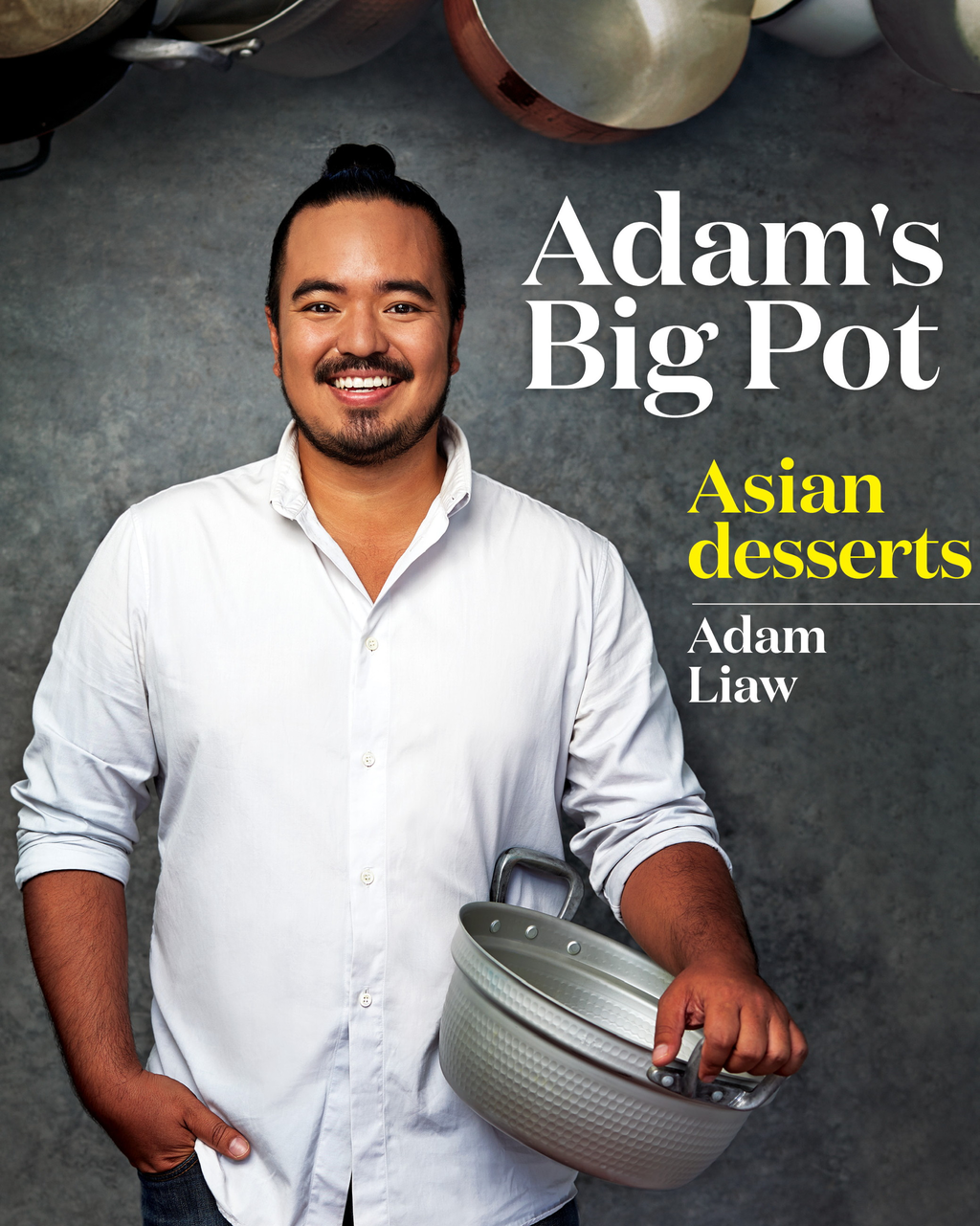 Adam's Big Pot Asian Desserts