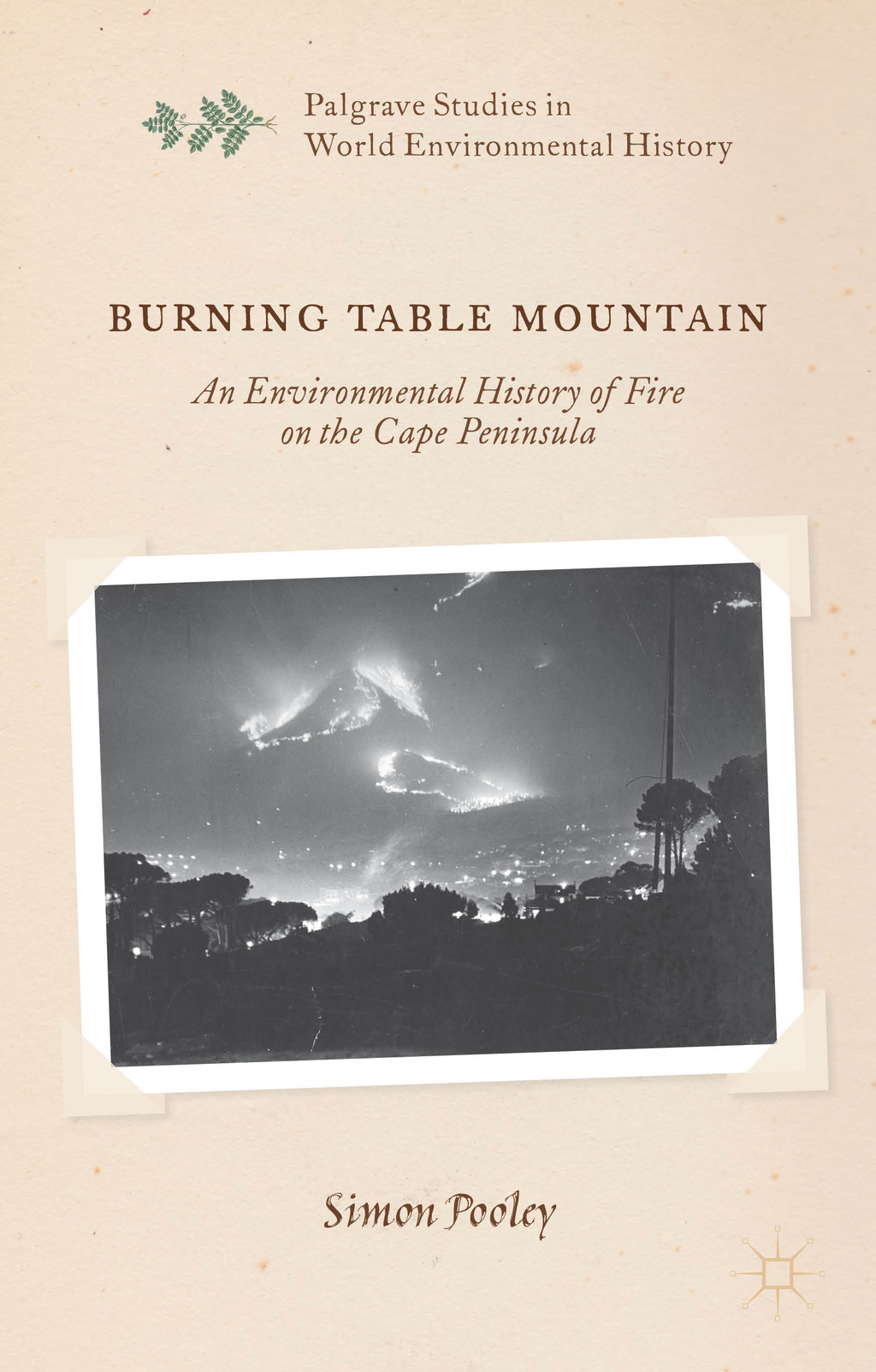 Burning Table Mountain An Environmental History of Fire on the Cape Peninsula