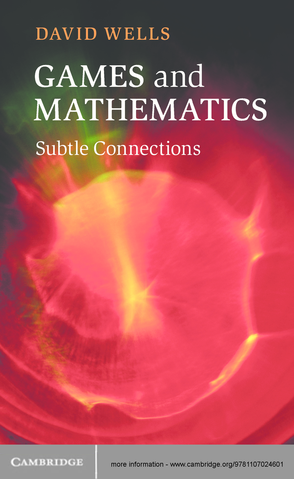 Games and Mathematics Subtle Connections