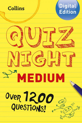 Collins Quiz Night (Medium)