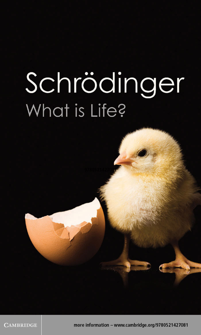 What is Life? With Mind and Matter and Autobiographical Sketches