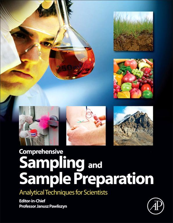 Comprehensive Sampling and Sample Preparation Analytical Techniques for Scientists