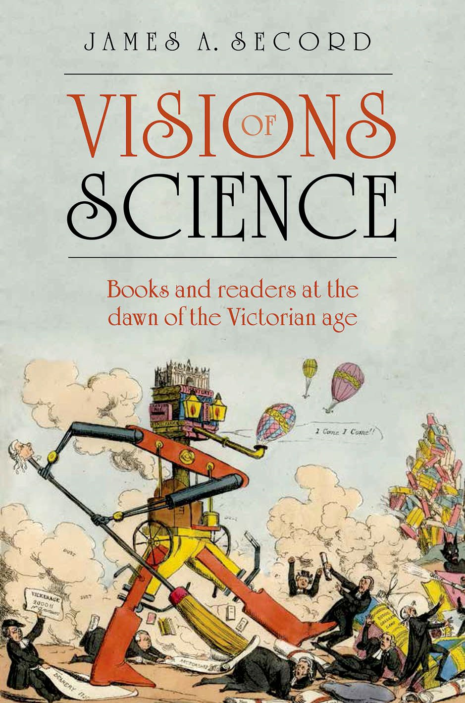 Visions of Science: Books and readers at the dawn of the Victorian age