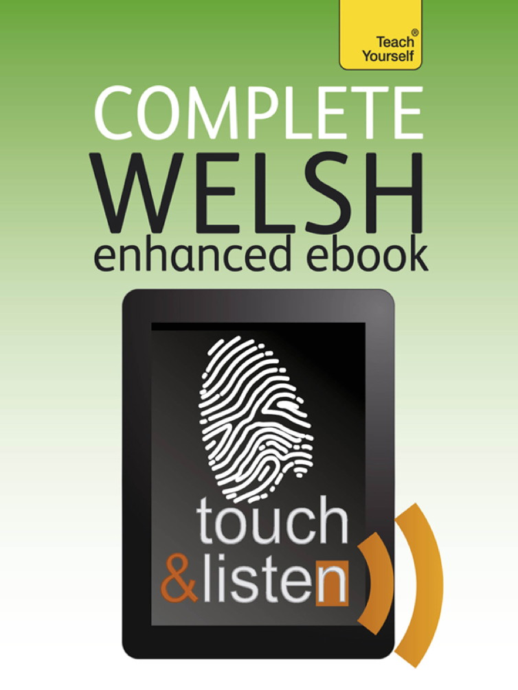 Complete Welsh: Teach Yourself Audio eBook