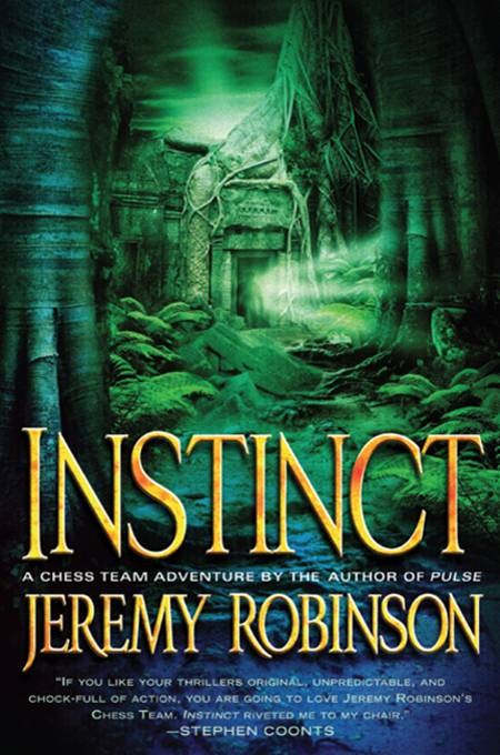 Instinct By: Jeremy Robinson