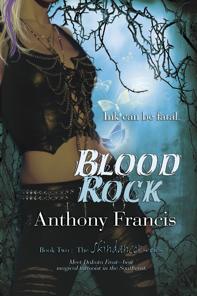 Blood Rock By: Anthony Francis