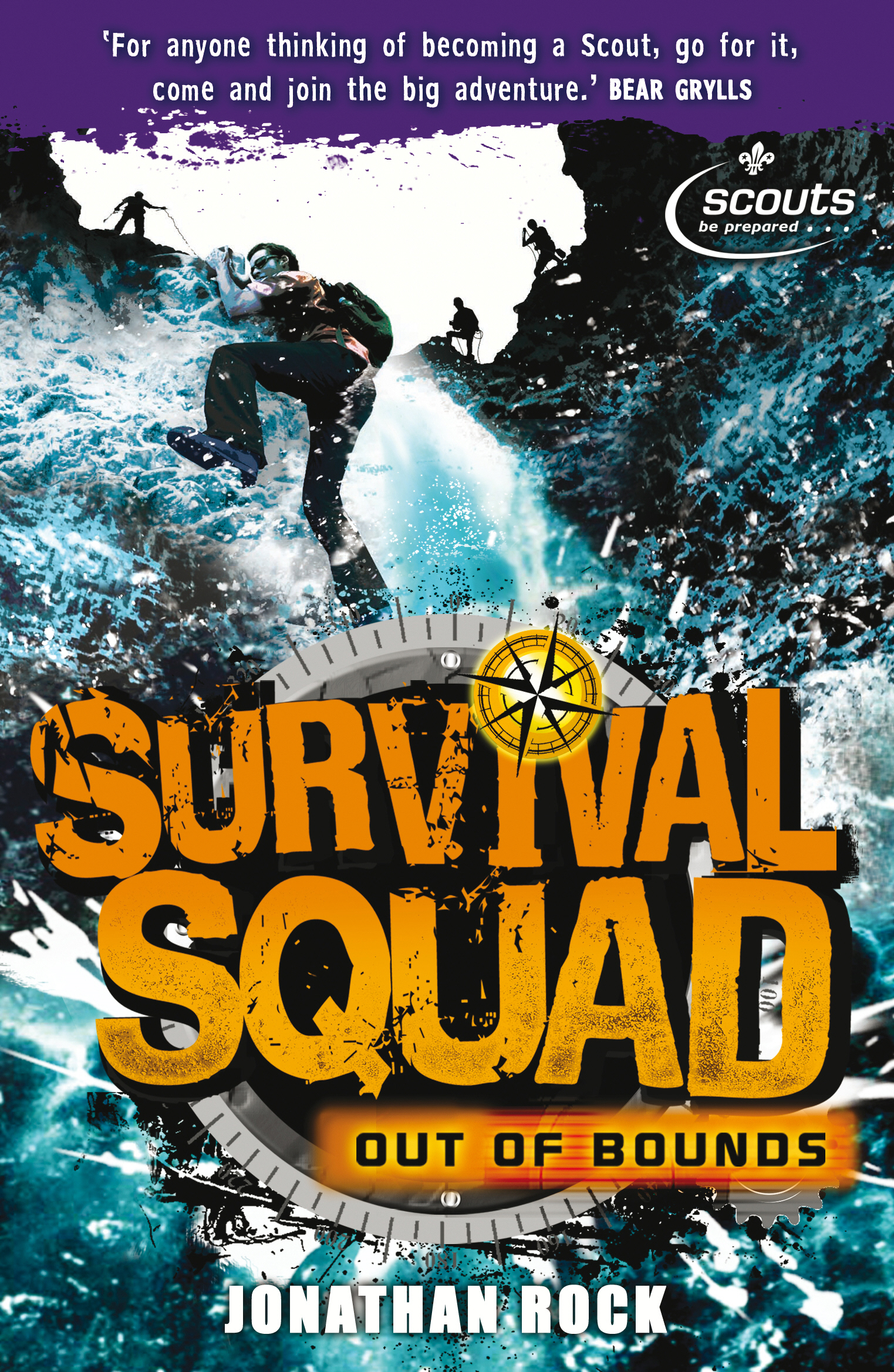 Survival Squad: Out of Bounds Book 1