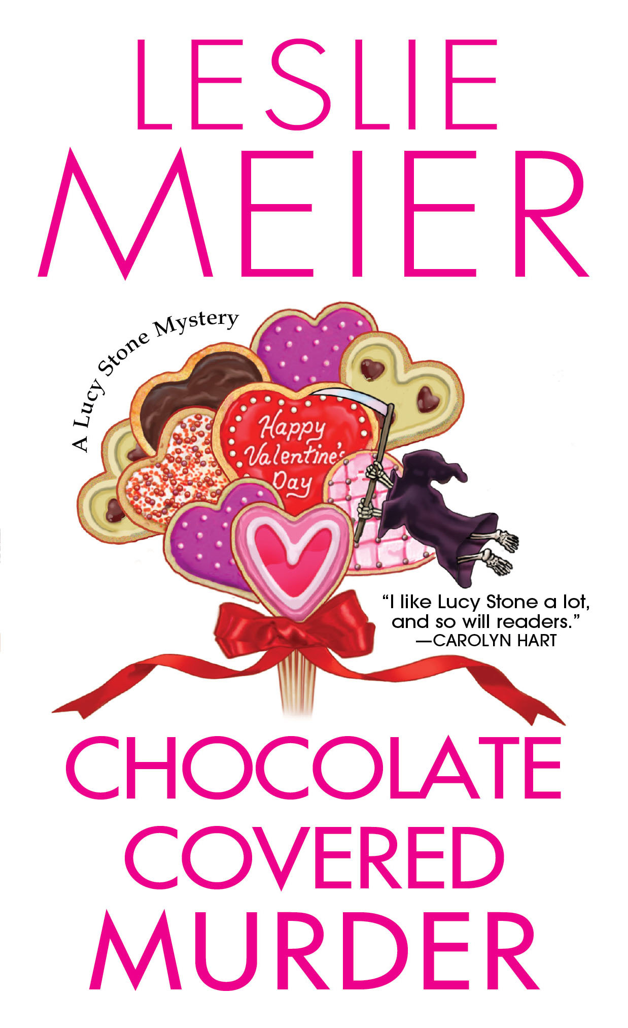 Chocolate Covered Murder By: Leslie Meier