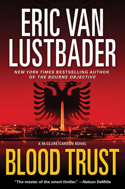 Blood Trust By: Eric Van Lustbader