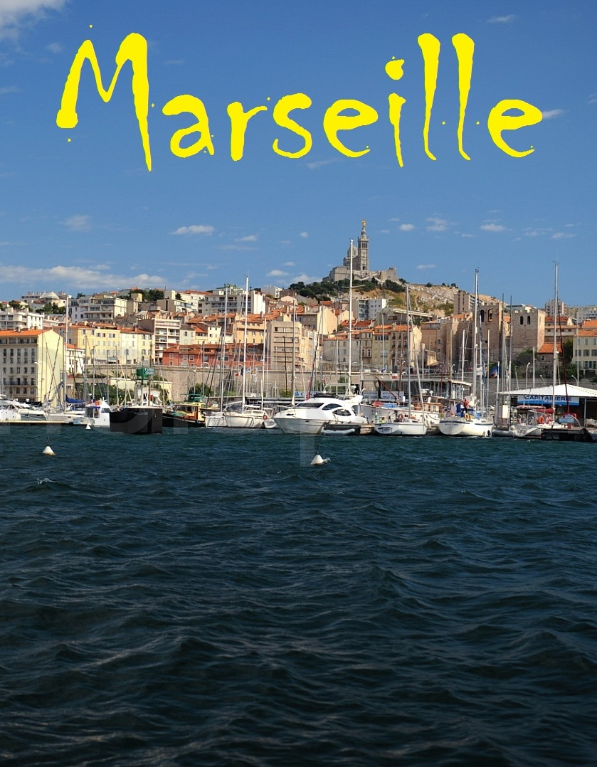 Guide to Marseille By: Euprintpress Publishing