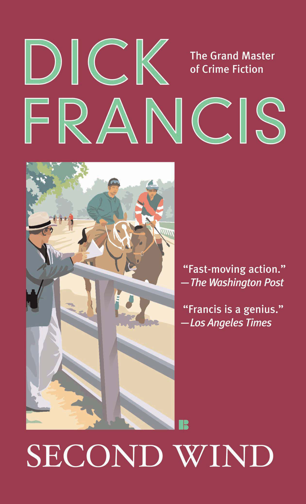 Second Wind By: Dick Francis