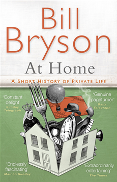 At Home: A short history of private life A short history of private life