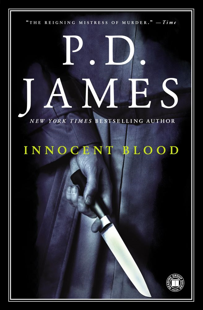 Innocent Blood By: P.D. James