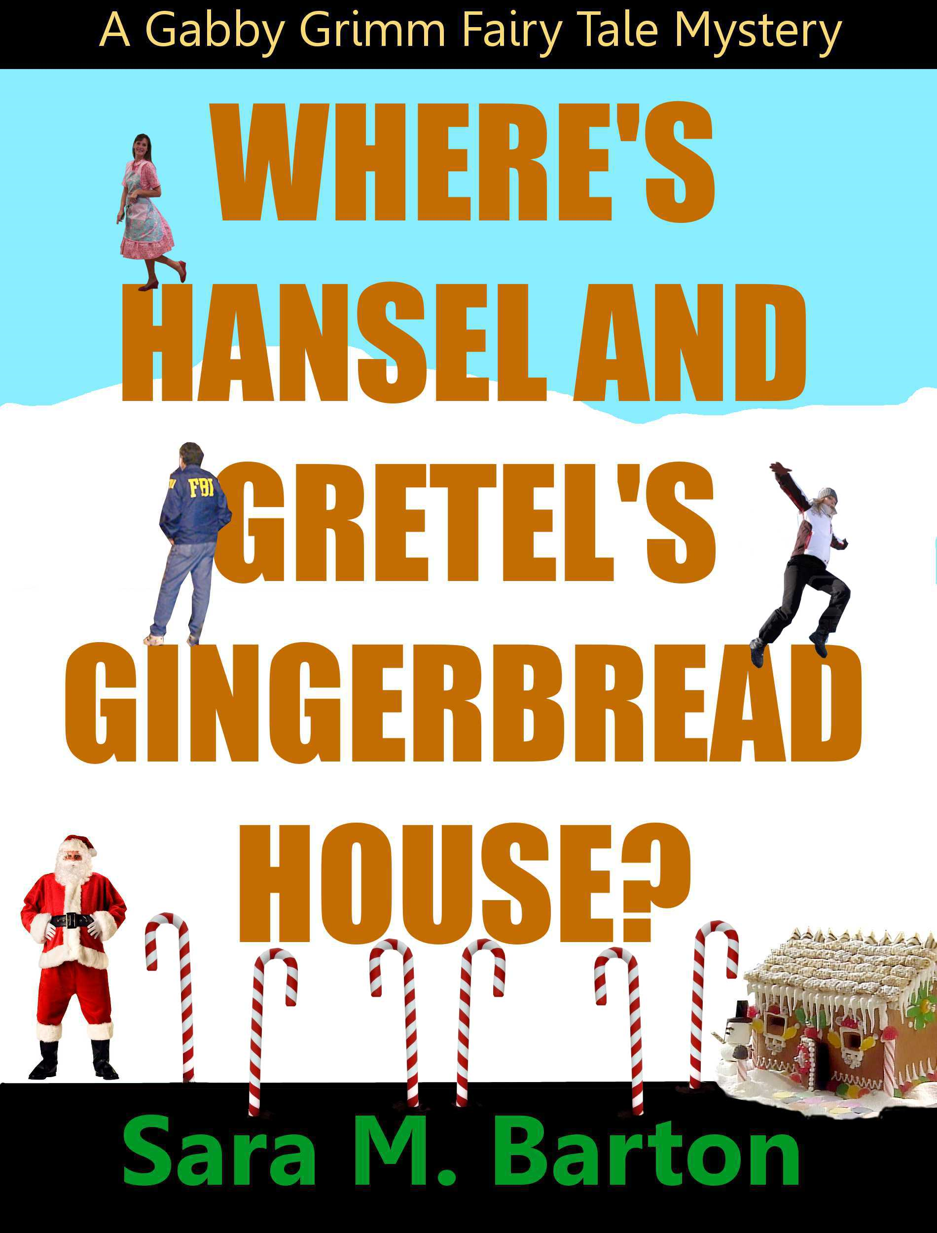 Where's Hansel and Gretel's Gingerbread House?