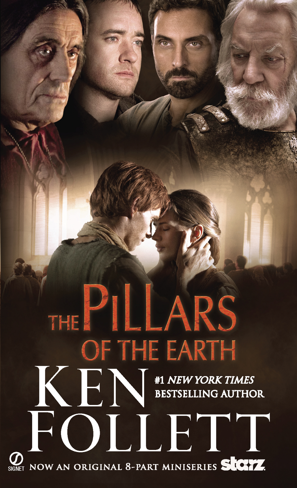 The Pillars of the Earth By: Ken Follett