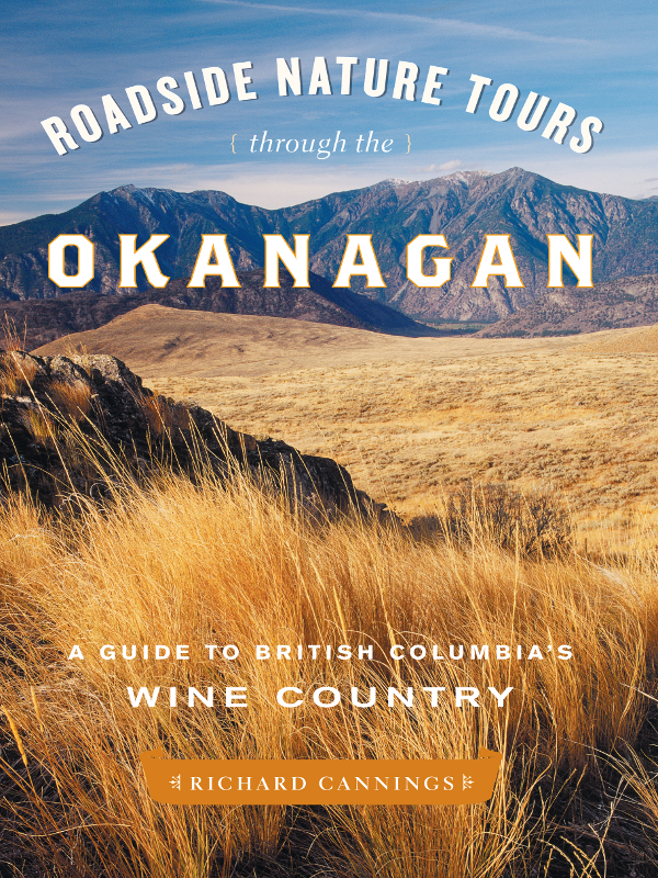 Roadside Nature Tours through the Okanagan